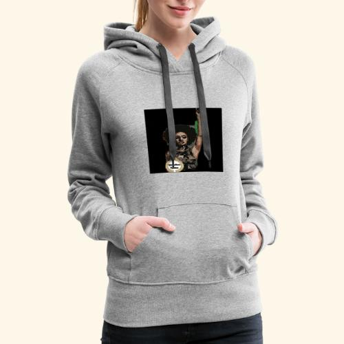 QueendomNation Made with PosterMyWall - Women's Premium Hoodie