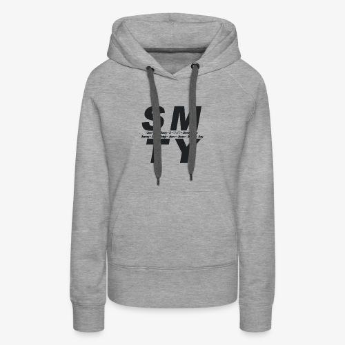 Smitty Logo - Women's Premium Hoodie