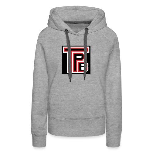ThePunisherBoe Logo 2 - Women's Premium Hoodie
