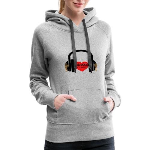 B-Savage Music Official Logo - Women's Premium Hoodie