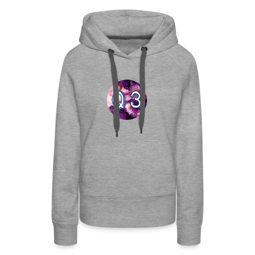 Q3 Merch - Women's Premium Hoodie