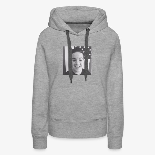 David is David - Women's Premium Hoodie