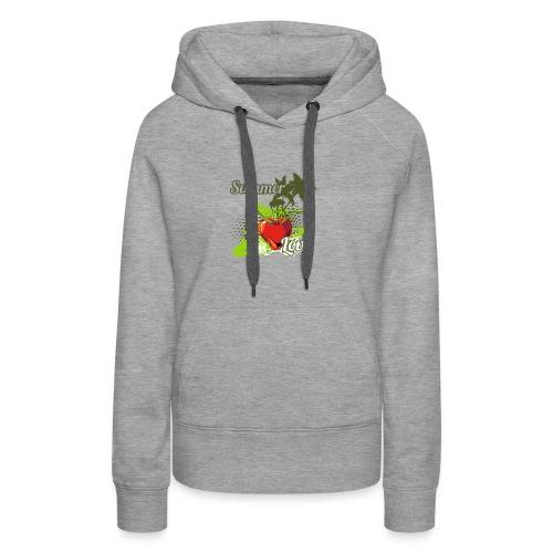 summer love - Women's Premium Hoodie