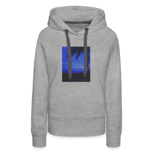 Queensland Palms - Women's Premium Hoodie