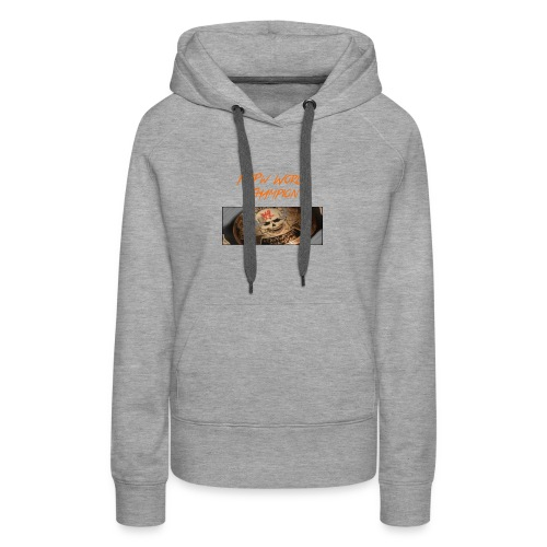 PBPW_World_Champion - Women's Premium Hoodie