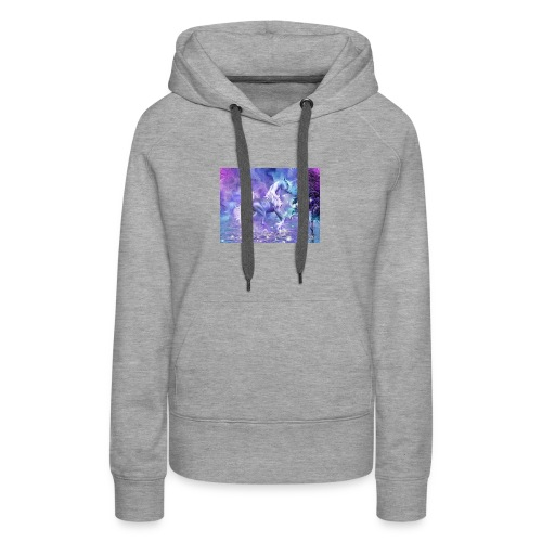 unicorn lovers - Women's Premium Hoodie