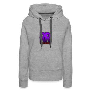 RansackedRains Fresh Logo - Women's Premium Hoodie