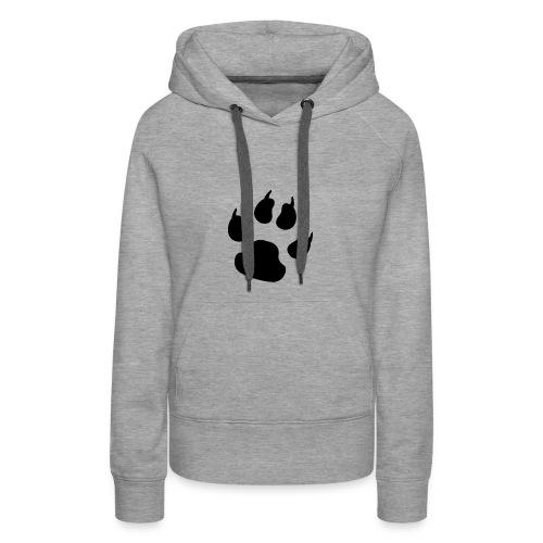 dog - Women's Premium Hoodie