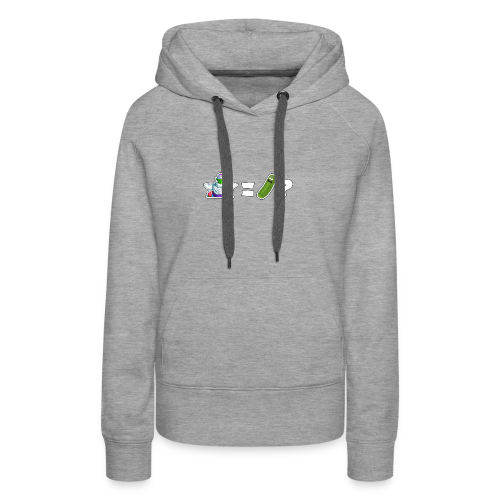 Piccolo is Pickle Rick? - Women's Premium Hoodie