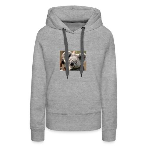 the koala shirt - Women's Premium Hoodie