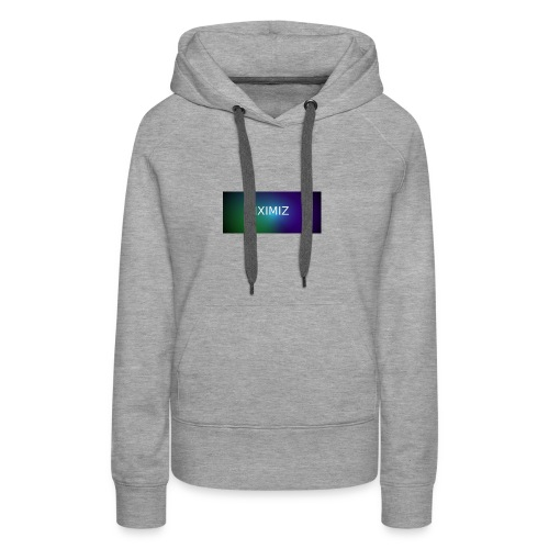 MXIMIZ youtube love - Women's Premium Hoodie