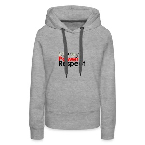 money-power-respect - Women's Premium Hoodie