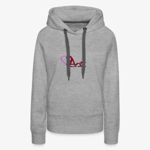 Heart2Art - Women's Premium Hoodie
