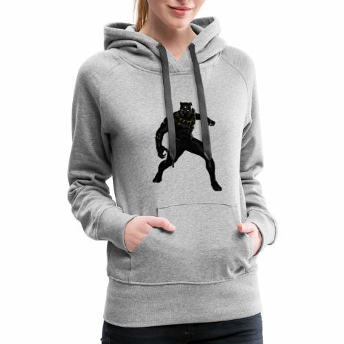 BLACK PANTHER - Women's Premium Hoodie