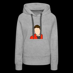 Sky's T Shirt - Women's Premium Hoodie