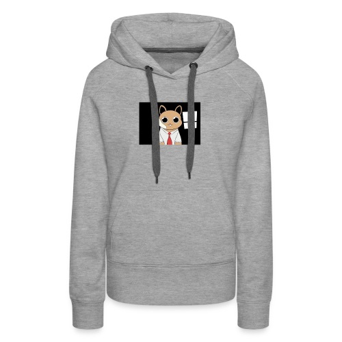 Pete The Hamster - Women's Premium Hoodie