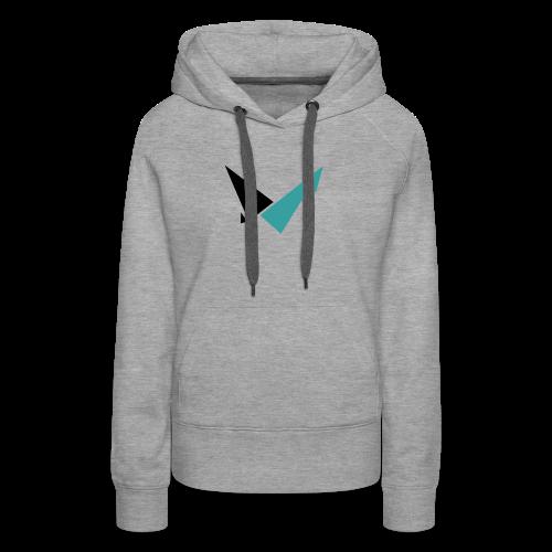 Vulcan Logo - Women's Premium Hoodie