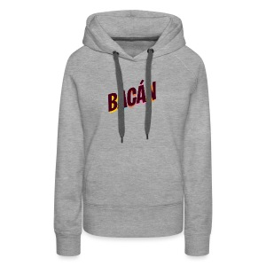 bacan color 1000x700px - Women's Premium Hoodie