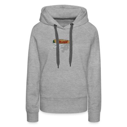 RawJetsTshirt - Women's Premium Hoodie