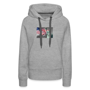 USA Independence Day - Women's Premium Hoodie