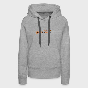 Sellanycar.com orange! - Women's Premium Hoodie