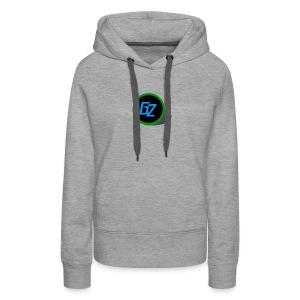GZ Logo - Women's Premium Hoodie