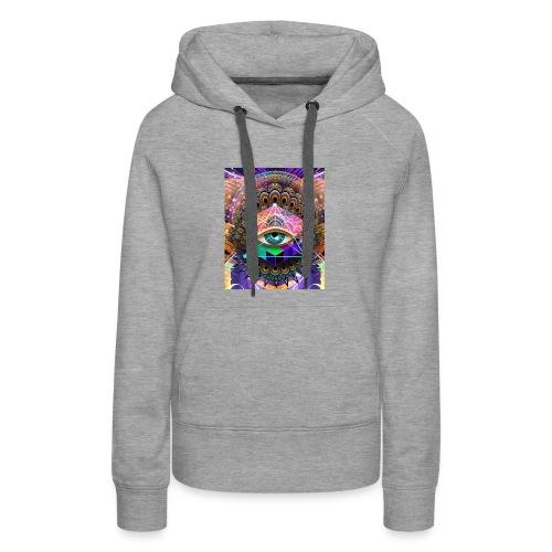 ruth bear - Women's Premium Hoodie