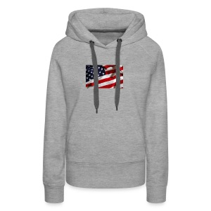 HAPPY Independece Day 4th July USA - Women's Premium Hoodie