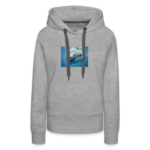 great-white-shark - Women's Premium Hoodie