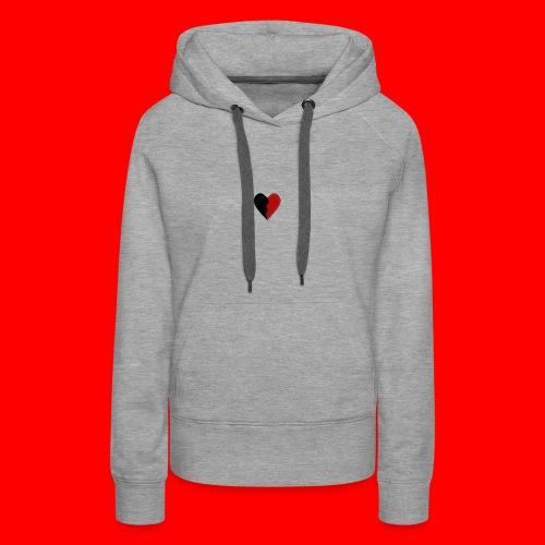 lil hearts (2lit clothing) - Women's Premium Hoodie