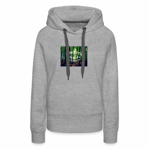 HO10 FORESTER - Women's Premium Hoodie