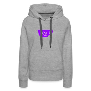 Tea Shirt Simple But Purple - Women's Premium Hoodie