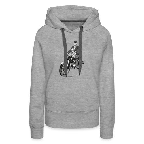 Motorcycle - Women's Premium Hoodie