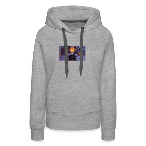 ReaperDude Halloween - Women's Premium Hoodie