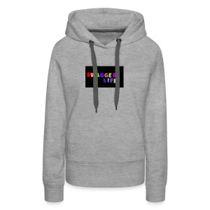 Swagger life product - Women's Premium Hoodie