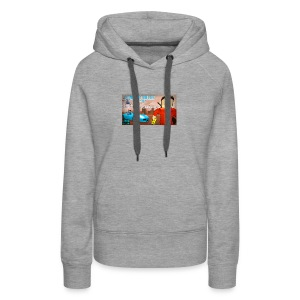 DADDY WHERE ARE MY PANTS - Women's Premium Hoodie