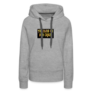 gold - Women's Premium Hoodie