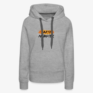 Party Monster Simple - Women's Premium Hoodie