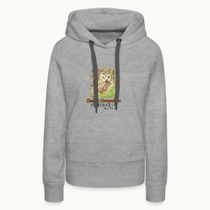 Beauty Everywhere -ORANGE- Carolyn Sandstrom - Women's Premium Hoodie