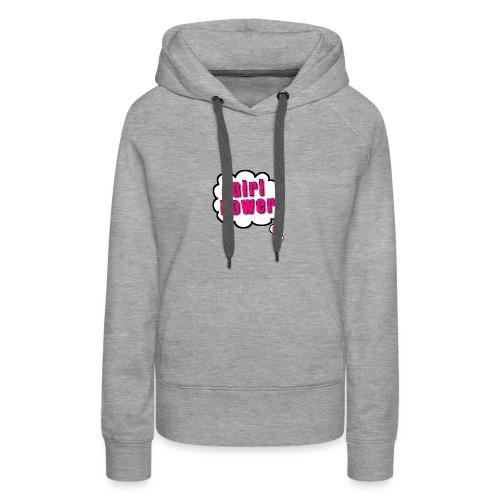 Girl Power - Women's Premium Hoodie