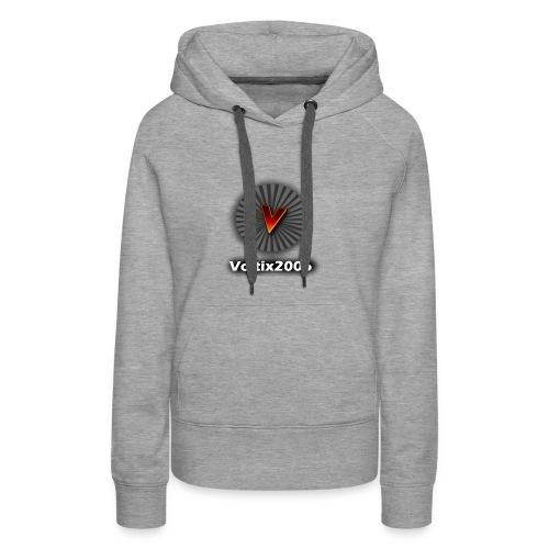voltix2006 Shirt Logo - Women's Premium Hoodie