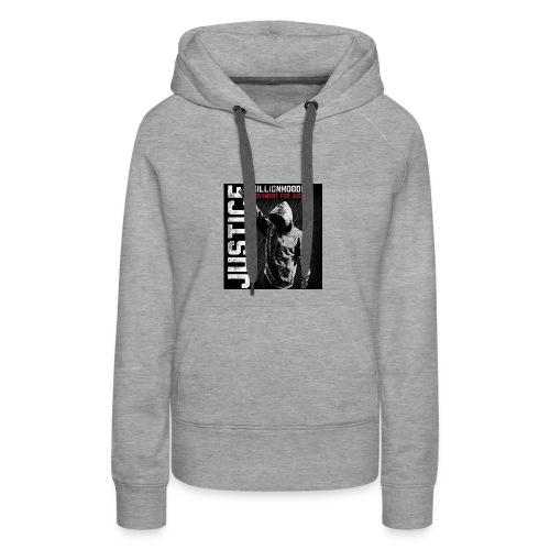 MHJ Justice - Women's Premium Hoodie