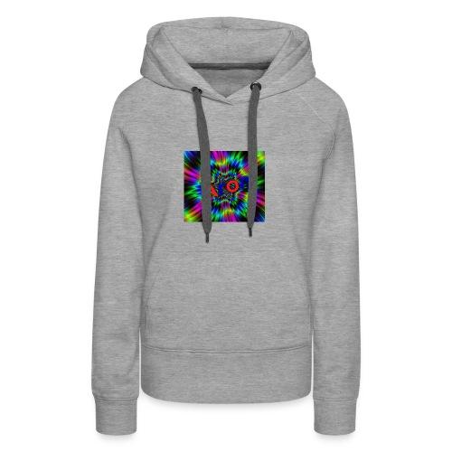 The rainbow - Women's Premium Hoodie