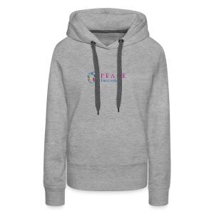 LogoPeaceFirst - Women's Premium Hoodie