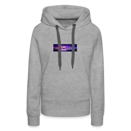 Viision Designer - Women's Premium Hoodie