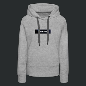 Ninety Three Official (1st Cop) - Women's Premium Hoodie