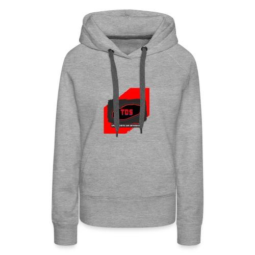 TDS_Shirt - Women's Premium Hoodie
