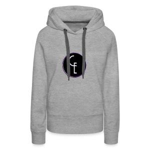 CE Logo - Women's Premium Hoodie