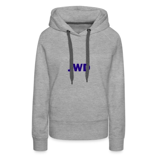JevWD Merch - Women's Premium Hoodie