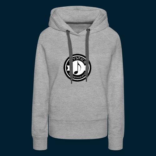 mystics_ent_black_logo - Women's Premium Hoodie